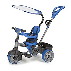 Little Tikes - 4-In-1 Trike - Blue