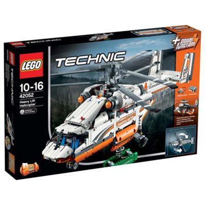 LEGO Heavy Lift Helicopter - 42052   Debenhams