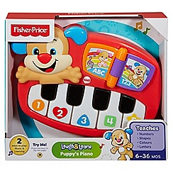 Fisher-Price - Laugh and learn puppy's piano