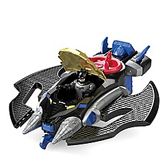 Batman - Imaginext DC Super Friends Batwing