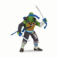 Teenage Mutant Ninja Turtles - Movie 2 Super Deluxe Leo