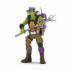 Teenage Mutant Ninja Turtles - Movie 2 Super Deluxe Donnie