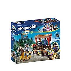 Playmobil - Super 4 Royal Tribune with Alex - 6695