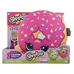 Shopkins - Inkoos Color n' Create Shopkins - D' Lish Donut