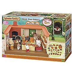 Sylvanian Families - Brick oven bakery