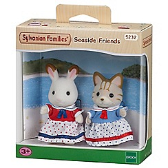 Sylvanian Families - Seaside friends 2 figure pack