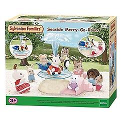 Sylvanian Families - Seaside merry go round
