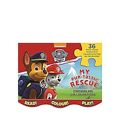 Paw Patrol - My Pup-tastic Rescue Story
