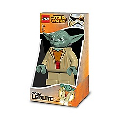 LEGO - Star Wars Yoda torch