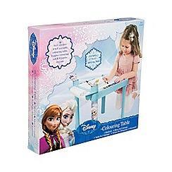 Disney Frozen - Colouring Table