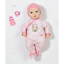 Baby Annabell - Mia so Soft