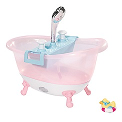 Baby Born - Interactive Bathtub with Foam