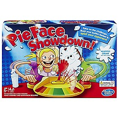 Hasbro Gaming - Pie Face Showdown