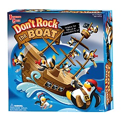 University Games - Don't Rock the Boat Game