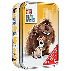 The Secret Life of Pets - Tin of Books