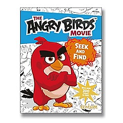 Angry birds - Seek and Find book