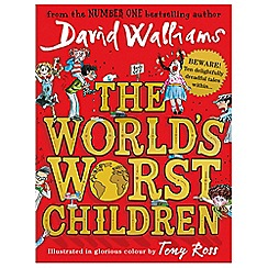 Harper Collins - The Worlds Worst Children' book