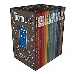 Doctor Who - Time Lord Fairy Tales Slipcase Edition' book