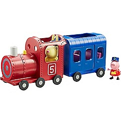Peppa Pig - Miss Rabbits Train And Carriage