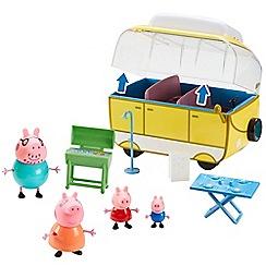 Peppa Pig - Campervan Playset