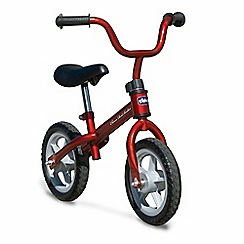 Chicco - Red Bullet Balance Bike Set