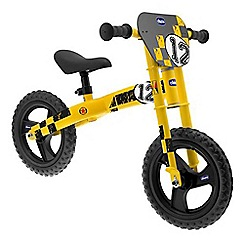 Chicco - Yellow sporty balance bike