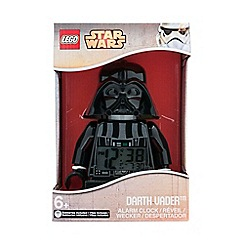 Star Wars - Star Wars Darth Vader Minifigure Alarm Clock