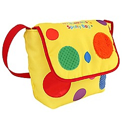 Something Special - Mr Tumble's Textured Spotty Bag