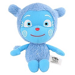 Cbeebies - Messy Goes to Okido talking Messy soft toy