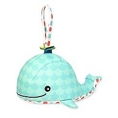B. - Baby whale glow zzzs