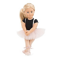 Our Generation - 'Violet Anna doll'