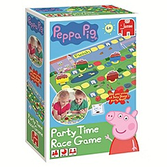 Peppa Pig - Race Around The World Game