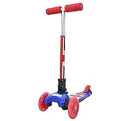 kiddimoto - Union Jack U-Zoom scooter