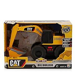 CAT - Big builder excavator