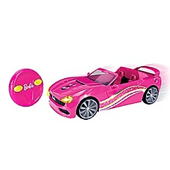 Barbie - Convertible remote control car