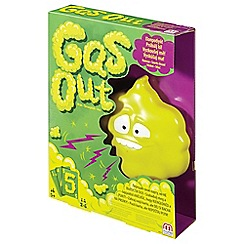 Mattel - Gas Out game