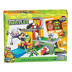 Teenage Mutant Ninja Turtles - Half-Shell Heroes Turtle Lair Battle