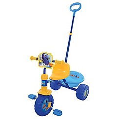 Disney PIXAR Finding Dory - Blue and Yellow Trike