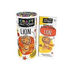 Parragon - Little lion craft tube book