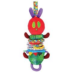 The Very Hungry Caterpillar - Developmental jiggle caterpillar