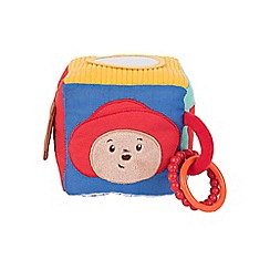 Paddington Bear - Baby discovery activity cube