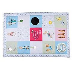 Beatrix Potter - Peter Rabbit tummy time activity playmat