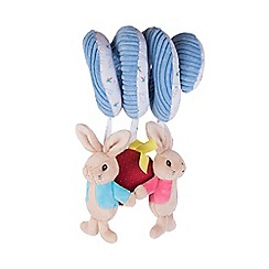 Beatrix Potter - Peter and flopsy activity spiral