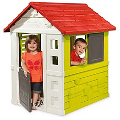 Smoby - Nature playhouse