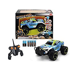 Dickie - Polar stormer remote control car 1:16 2.4ghz