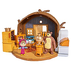 Masha and The Bear - House playset