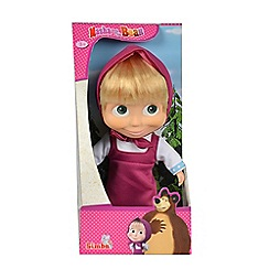 Masha and The Bear - 23cm soft bodied doll