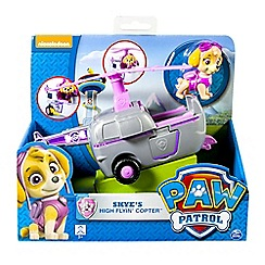 Paw Patrol - Vehicle With Pup - Sky Air