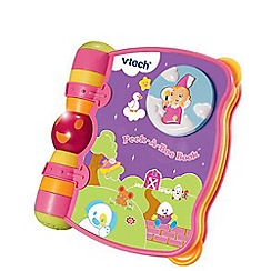 Vtech - Peek a Boo Book Pink