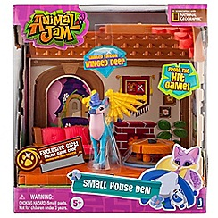 Animal Jam - Small house with exclusive figure